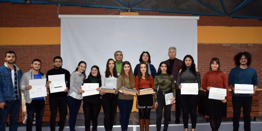 'Kampüste Sonbahar' ödülleri dağıtıldı