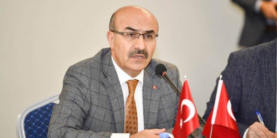 """Adana'da """"100 günlük icraat programı"""" toplantısı"""