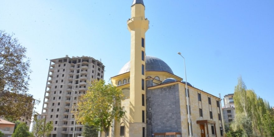 Dini Hizmetlere Melikgazi Desteği