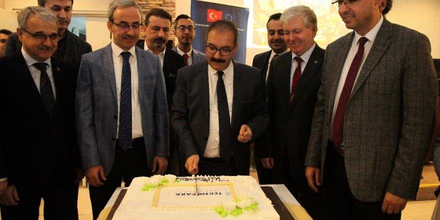 Gaziantep Teknopark'ta 10. yıl kutlaması