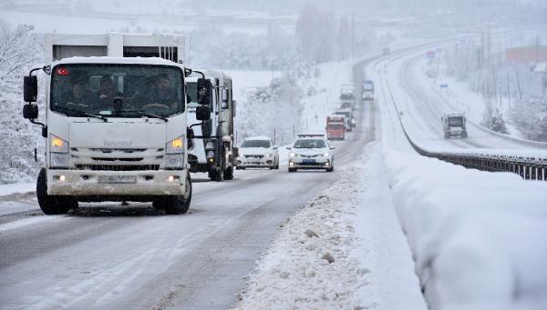 248 köy yolu ulaşıma kapandı