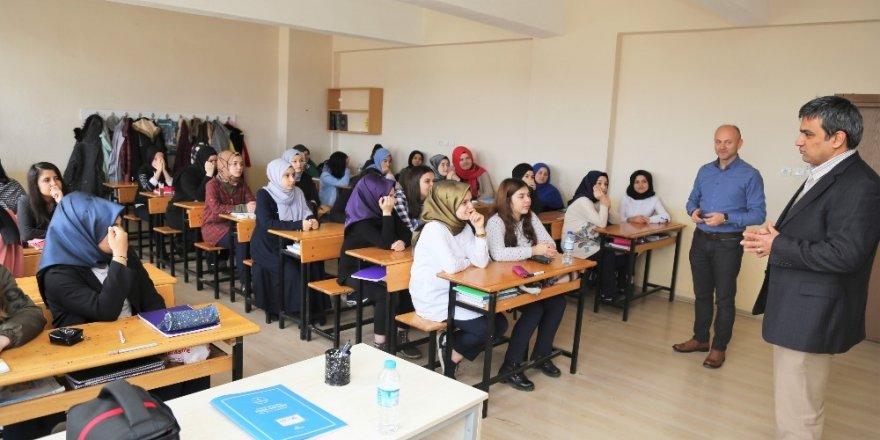 Öğrencilere güvenli gıda eğitimi