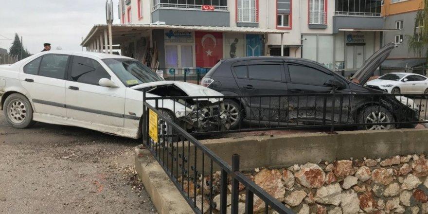 Kaza göz göre göre geldi
