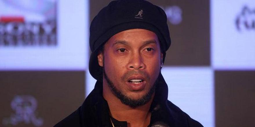 Ronaldinho'ya bir şok daha!