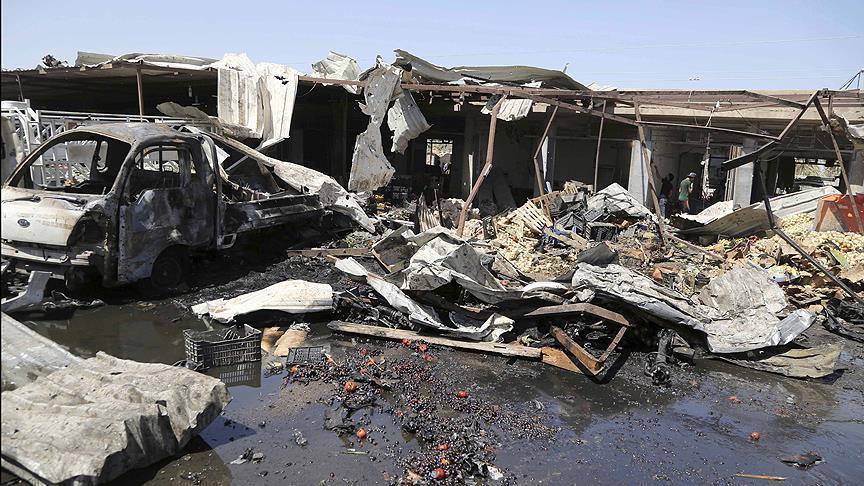 Irak: 2 morts et 25 blessés dans l'explosion d'une voiture piégée