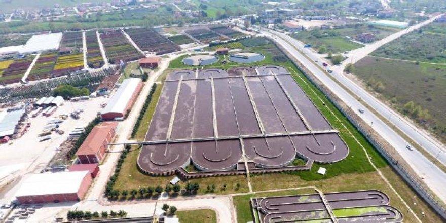 Yalova'daki arıtma tesisi güneş enerjisiyle kendi enerjisini üretecek