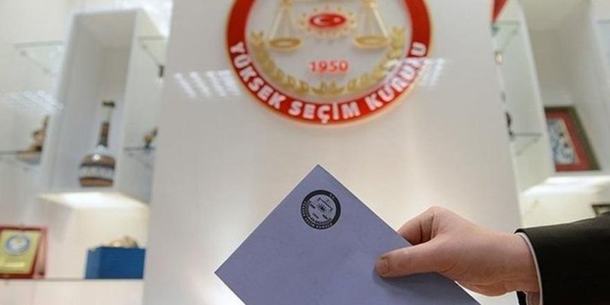 YSK'dan seçmen kaydı açıklaması