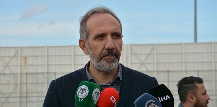 Selçuk Aksoy açıkladı! Yatabare, Konyaspor'da kalıyor...