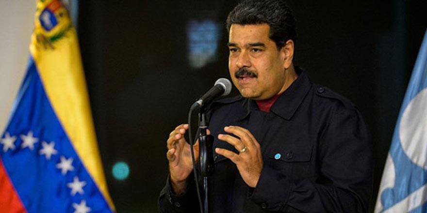 Saflarını seçtiler! Avrupa'dan Venezuela açıklaması!