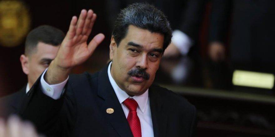 Maduro'dan Venezuelalılara seferberlik çağrısı