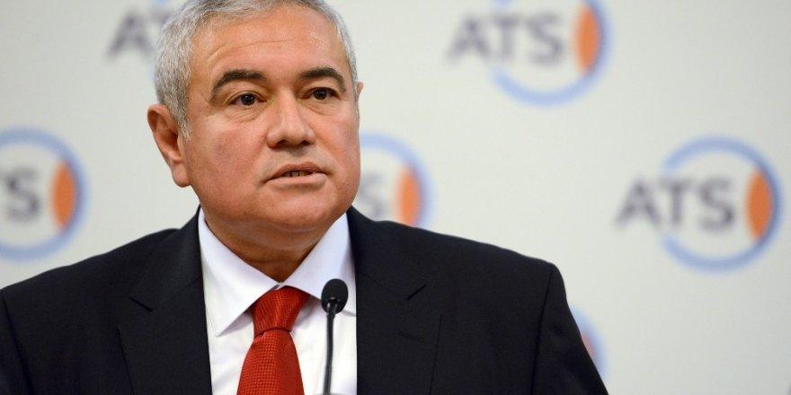ATSO Başkanı Davut Çetin'den, plastik poşet uyarısı