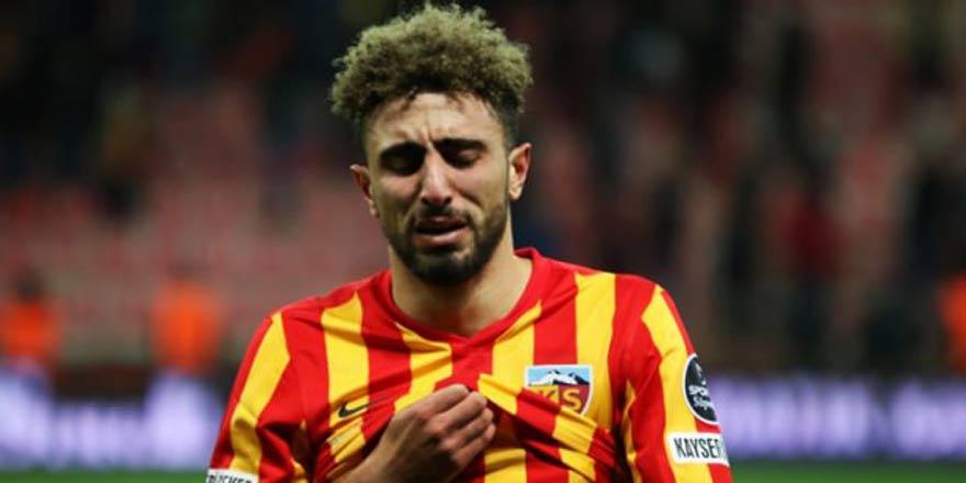Kayserispor'da büyük şok! Futbol hayatı tehlikede