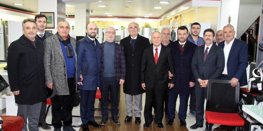 """Yılmaz: """"Cumhur İttifakı 31 Mart'ta gönüllere koşacak"""""""