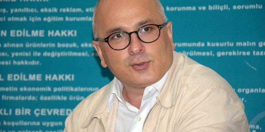 Karacan, girişimcilik ve Balıkesir konusunda açıklamalarda bulundu