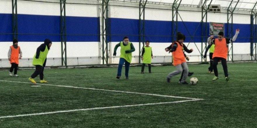 Yarıyıl tatilinde 'Spor kursları' yoğun ilgi görüyor