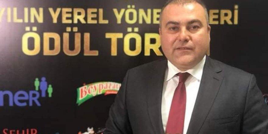 Görele Belediye Başkanı Tolga Erener 'Yılın en başarılı yerel yöneticisi' seçildi