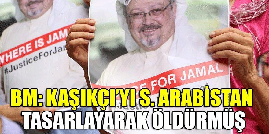 BM: Kaşıkçı'yı S. Arabistan tasarlayarak öldürmüş