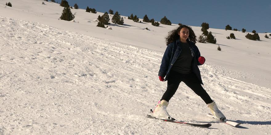 Bozdağ Kayak Merkezi, ziyaretçileri bekliyor