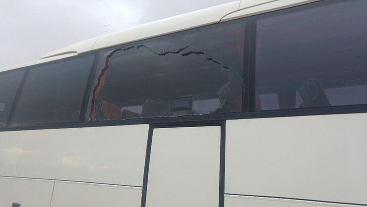 Konyaspor-Malatyaspor maçı sonrası üzücü olay