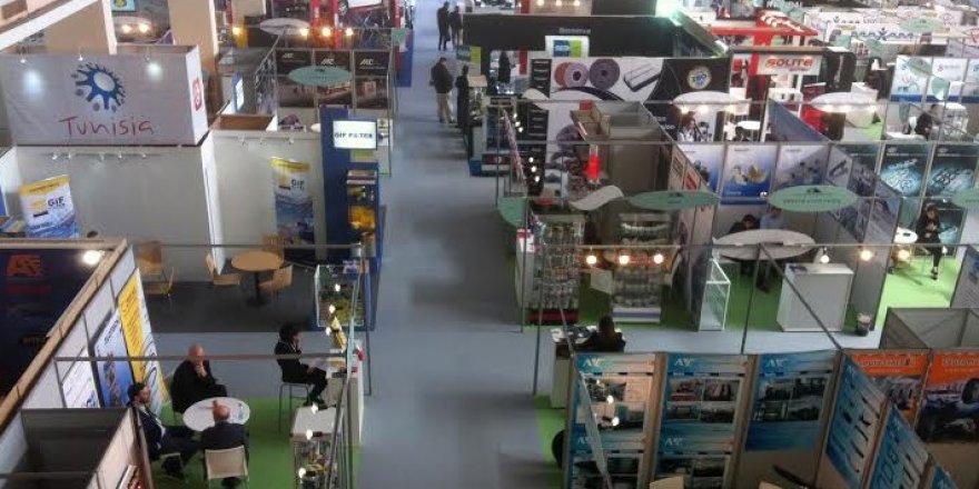 Cezayir'deki otomotiv yan sanayi fuarına Türk firmalarından yoğun ilgi