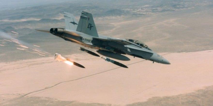 ABD jetleri vurdu iddiası: En az 70 ölü