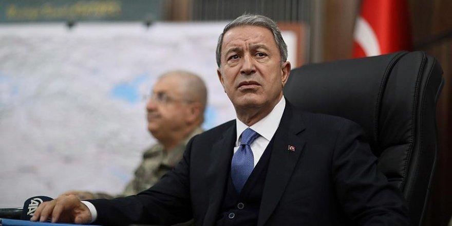 Rencontre prochaine du Hulusi Akar avec le secrétaire d'Etat américain adjoint à la Défense