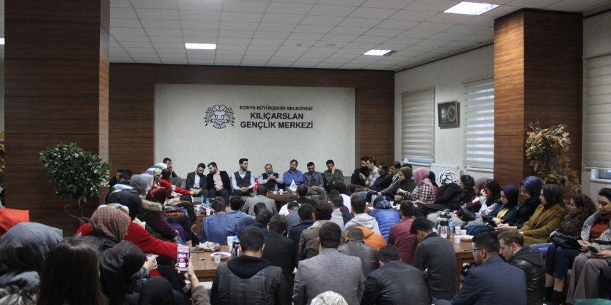 Belediye Gençlik Meclisi'nde Morolu yetimler konuşuldu