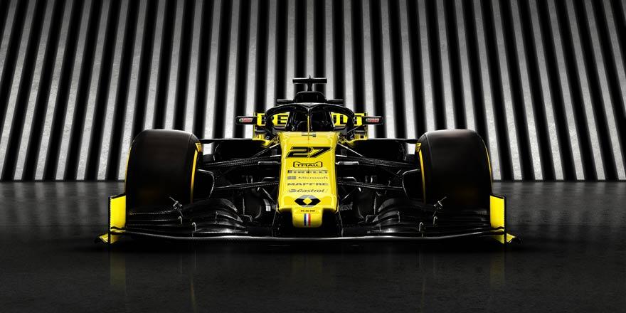 Renault Formula 1 Takımı başarılı performansını 2019 yılında da sürdürmeye kararlı