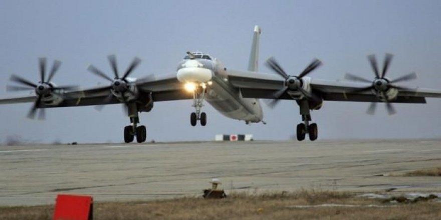 Havada sıcak saatler! Rus bombardıman uçakları havalandı