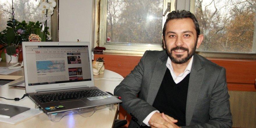 Yalova Jeoloji Mühendisleri Odası Başkanı Osman Kendir: