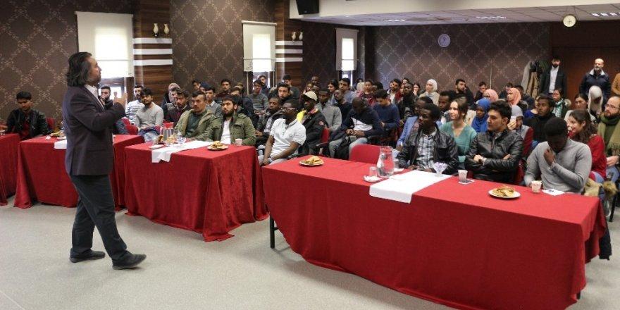 Yabancı öğrenciler için eğitim programları başladı