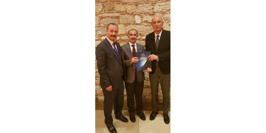 Kafkas Üniversitesi ile Kırıkkale Üniversitesi arasında işbirliği