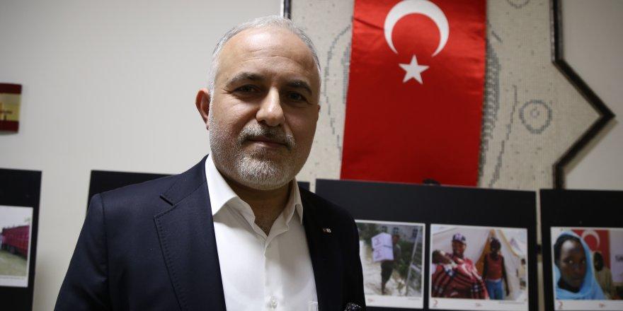 """Türk Kızılayının """"güvenli bölge"""" hazırlıkları sürüyor"""