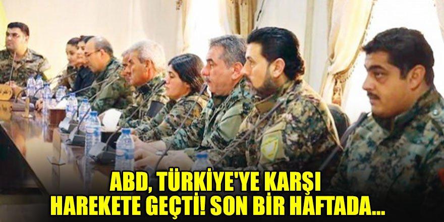 ABD, Türkiye'ye karşı harekete geçti! Son bir haftada...