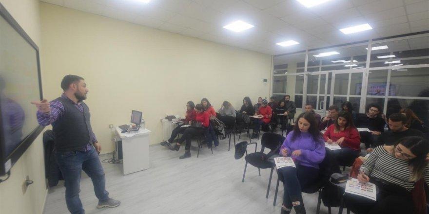 KAPEM'de 4 branşta daha eğitimler başladı