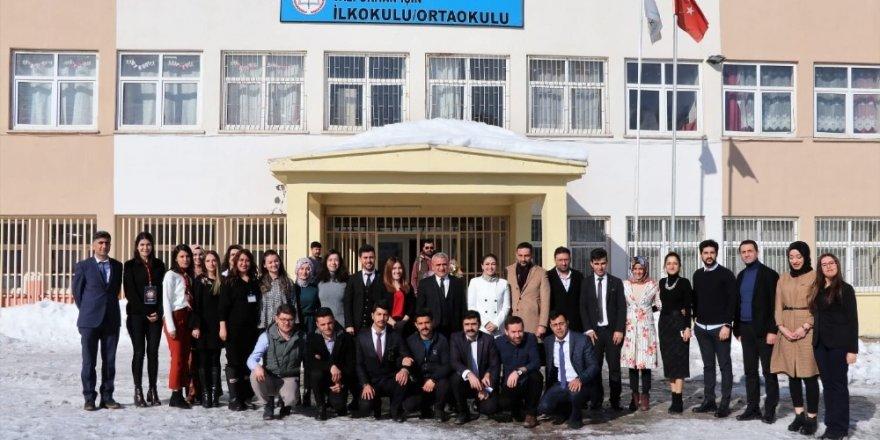 Başkanlardan Müdür Gür'e ziyaret