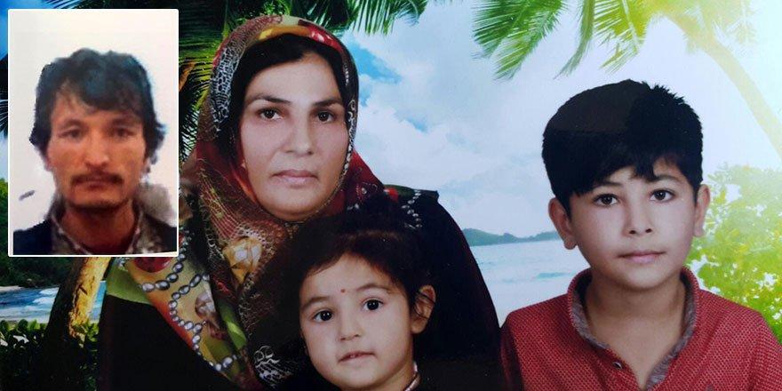 Afganistan uyruklu anne ve 2 çocuğunun öldürülmesi olayında flaş gelişme