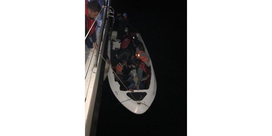 Mülteciler radardan kaçmadı