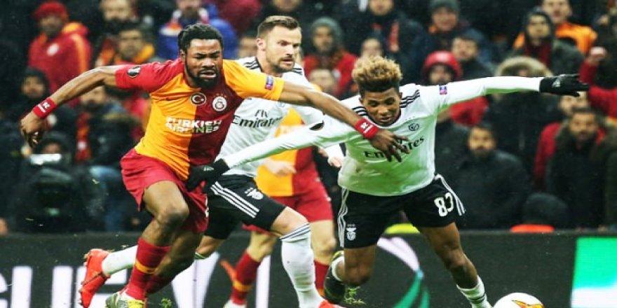Benfica - Galatasaray maçında ilk 11'ler