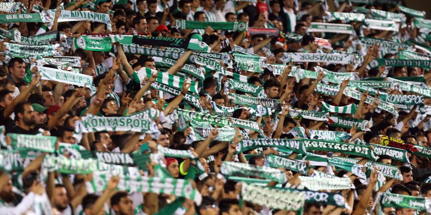 Konyaspor 17 bin kişiye oynadı