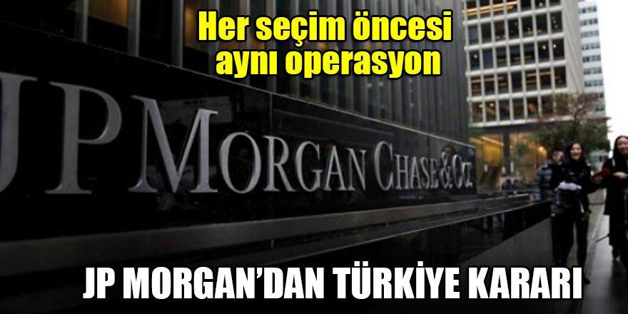 JP Morgan Türkiye'nin büyüme tahminini açıkladı