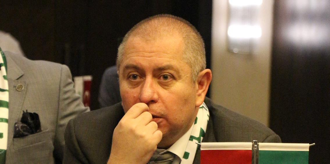 Konyaspor Kulübü Başkanı Hilmi Kulluk'tan PFDK'ye dilekçe