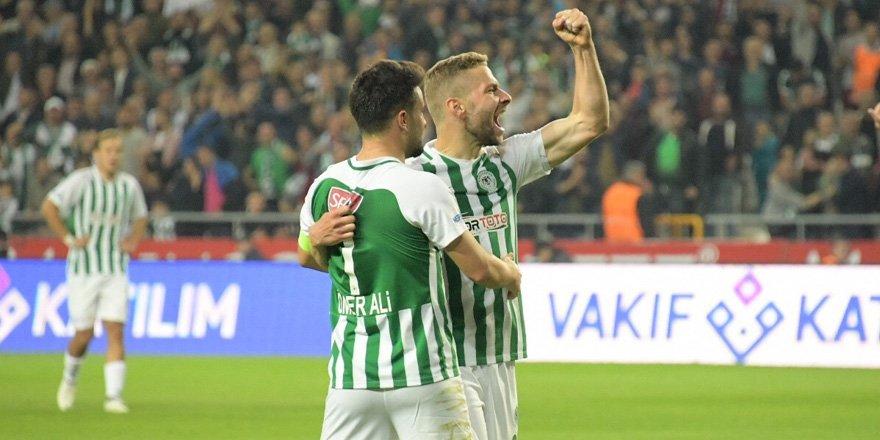 Konyasporlu futbolcu A Milli Takıma çağırıldı!