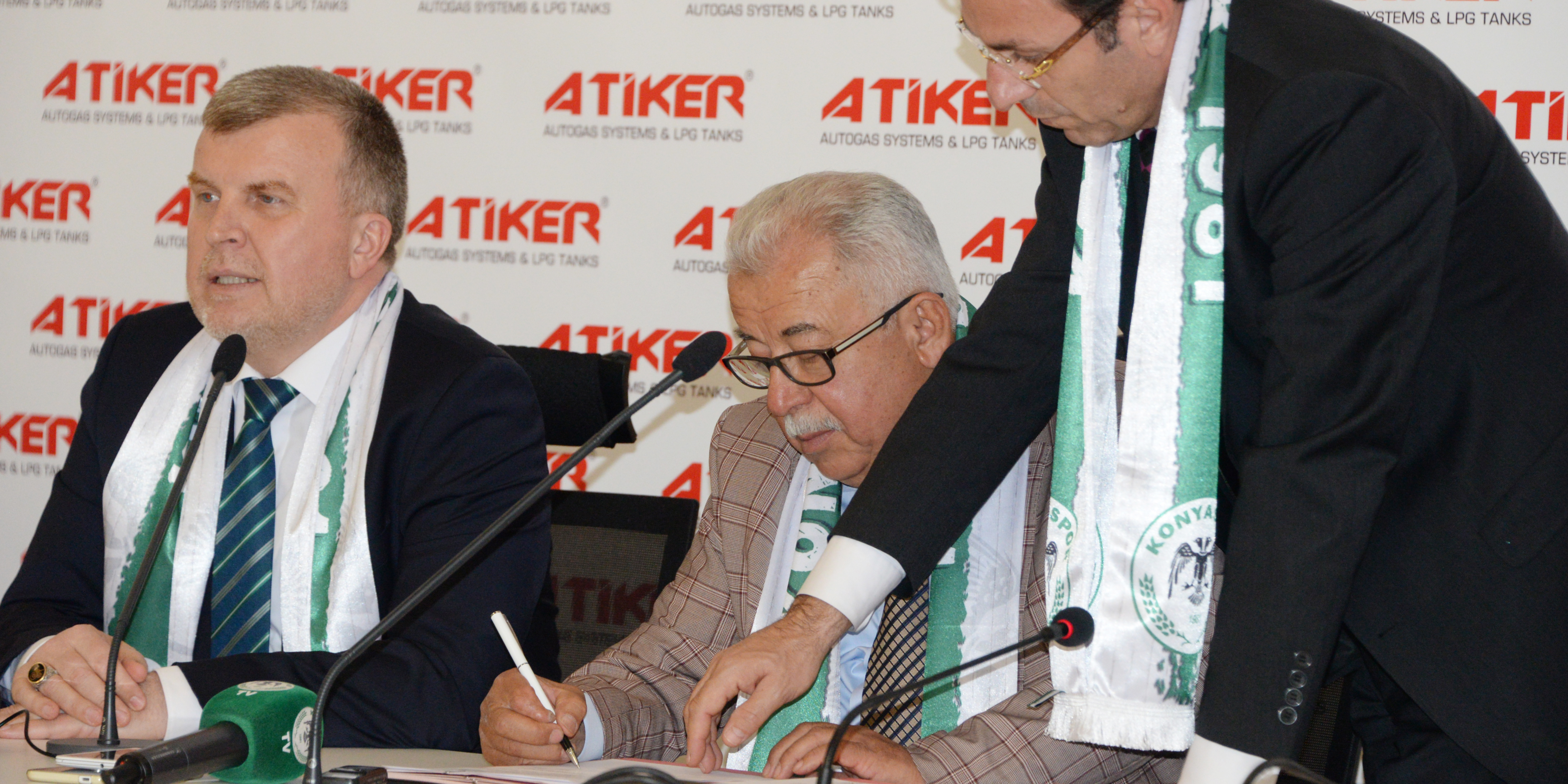 Atiker'in sponsorluk sözleşmesi bitiyor! Konyaspor ile devam edecek mi?