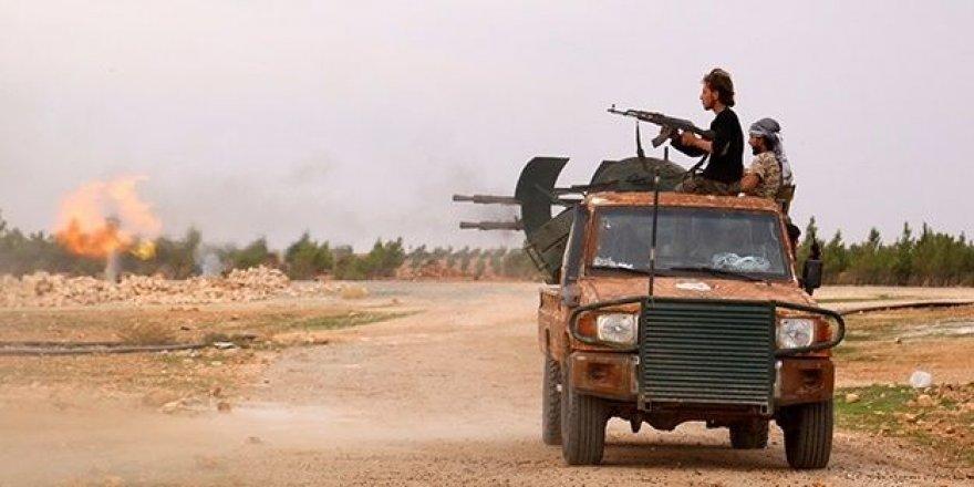 PKK ve ÖSO arasında çatışma çıktı