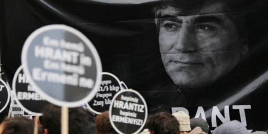 Hrant Dink Vakfına yönelik tehditler birlik ve beraberliği..