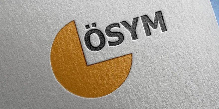 ÖSYM, YDS giriş belgelerini yayınladı