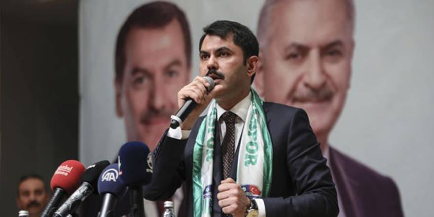 Bakan Kurum: Konya bizim vatanımız, memleketimiz, baba ocağımız...