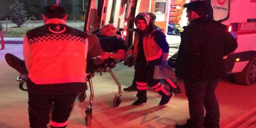 Konya'da trafikte tartıştığı genci ve babasını vuran şüpheli yakalandı