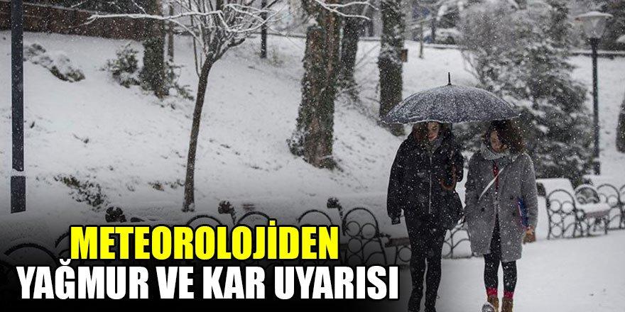 Türkiye'nin çeşitli bölgelerinde yarınyağmurvekaryağışı bekleniyor…